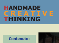 handmade creative thinking newsletter
